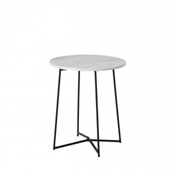Anou - Table basse en marbre ø30,5cm
