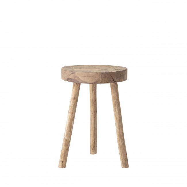 Banu - Tabouret trépied en bois