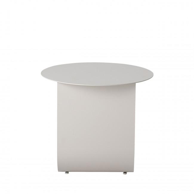 Cher - Table basse en métal ø43cm