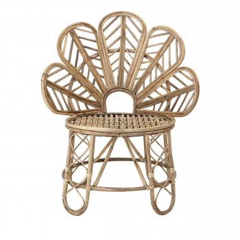 Emmy - Chaise en rotin