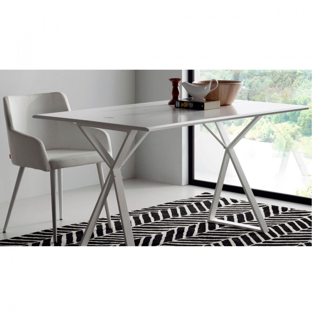 Table console extensible design by - Console extensible solde ...