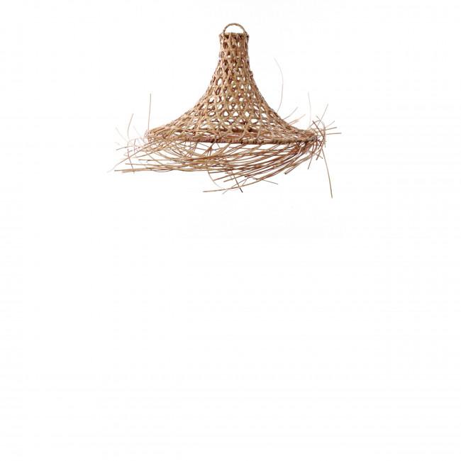 Mykonos - Abat-jour en rotin ø40cm