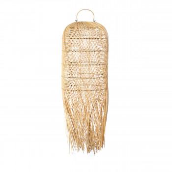 Squid - Abat-jour en fibre naturelle ø30cm