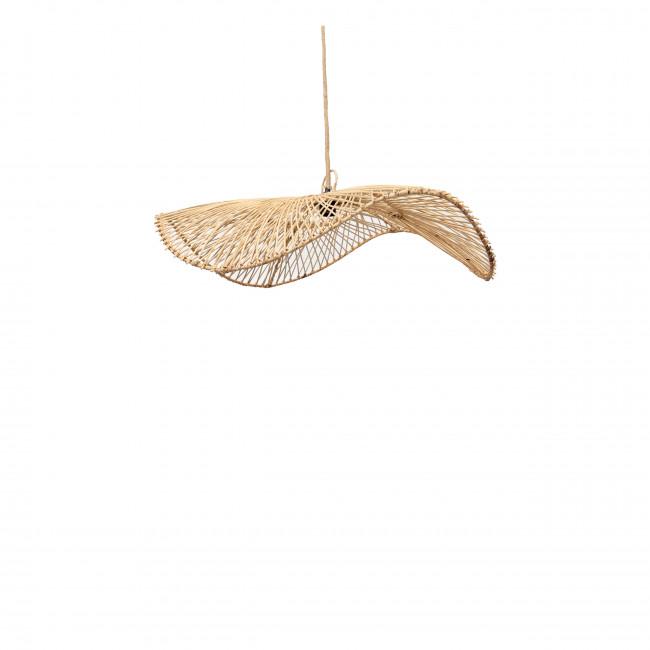 Chapeau - Abat-jour en rotin ø75cm