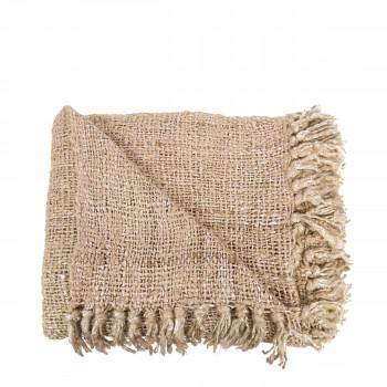 S'il vous plaid - Plaid en coton 130x170cm