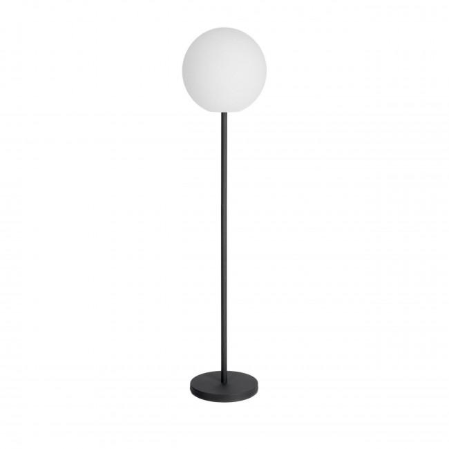 Dinesh - Lampadaire ronde et sans fils ø35cm
