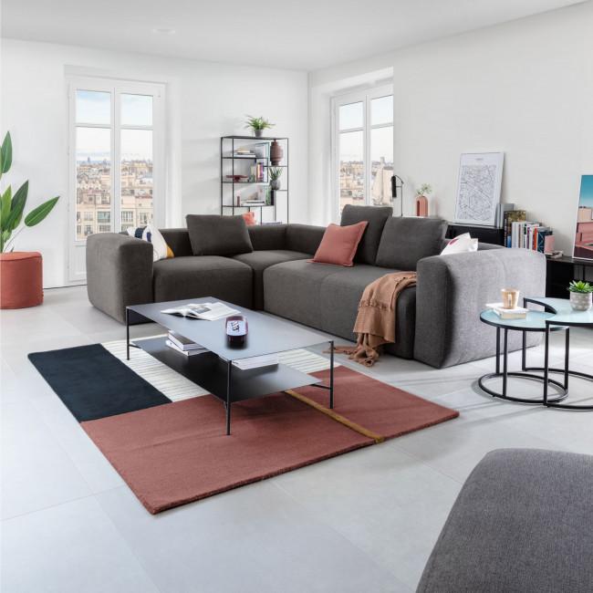Blok - Canapé d'angle 4 places design 320x230cm