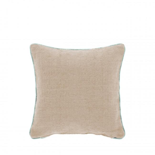 Dalila - Housse de coussin en tissu 100 % PET recyclé 45x45cm
