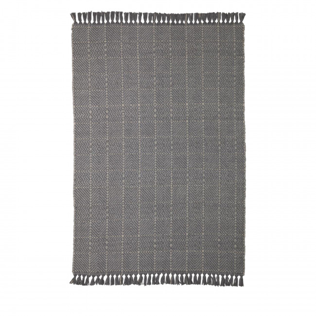 Shaiel - Tapis en laine et coton