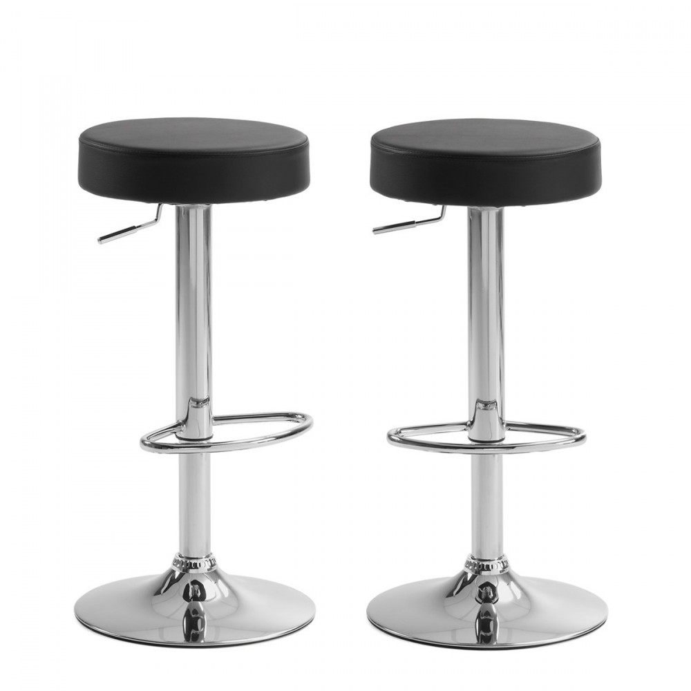 lot de 2 tabourets de bar design bode. Black Bedroom Furniture Sets. Home Design Ideas