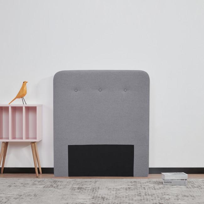 Otello - Tête de lit en tissu 100 cm