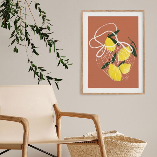 Amalfi - Affiche