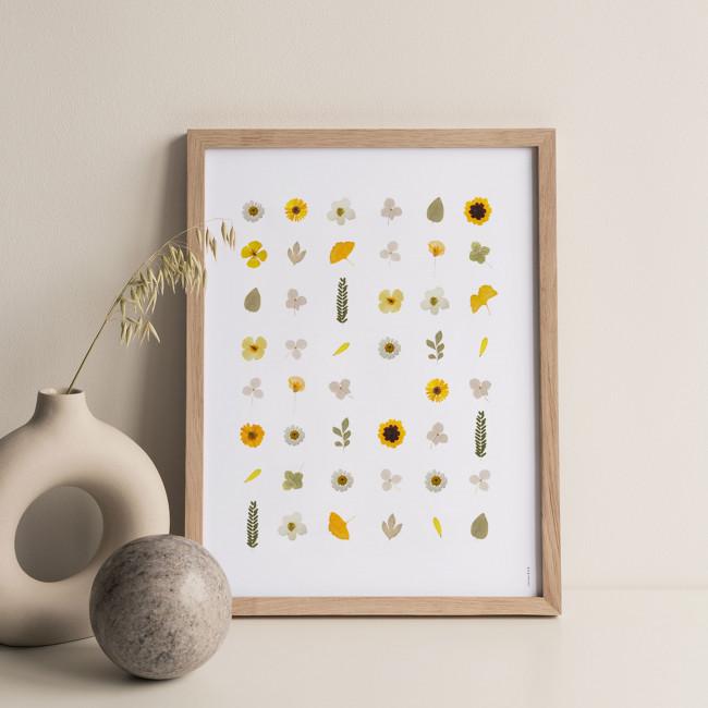 Sunflowers - Affiche