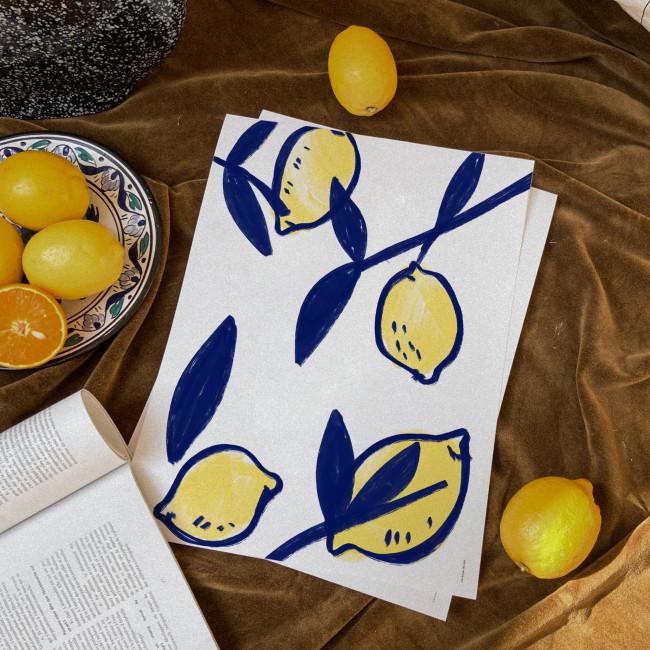 Lemonade - Affiche en papier