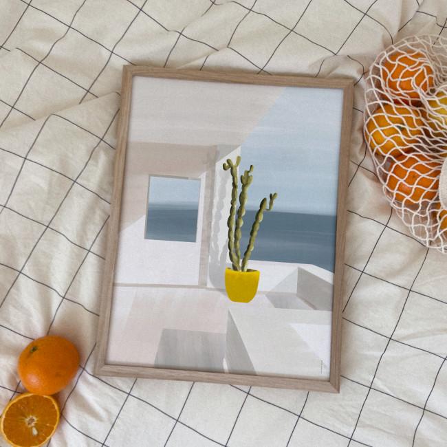 Seaside - Affiche en papier