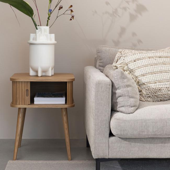 Barbier - Table d'appoint design en bois