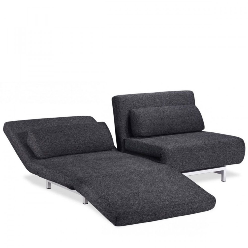 Canap modulable design archie - Fauteuil 2 places convertible ...