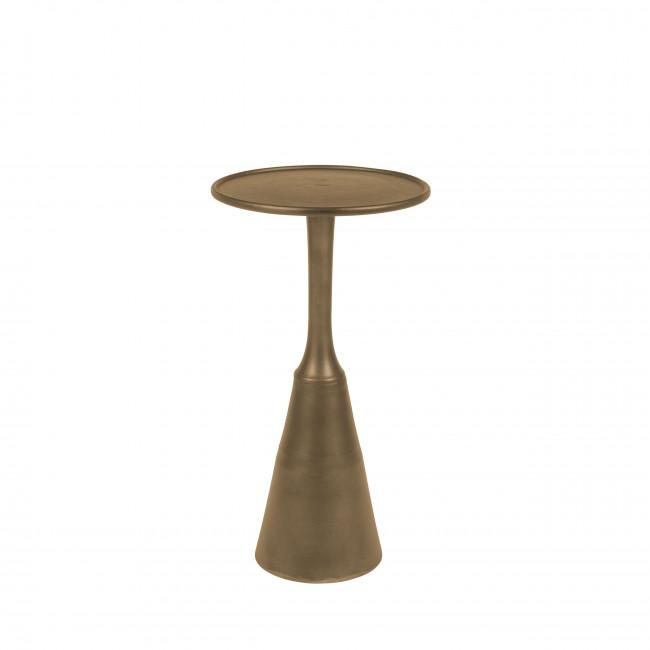 Noah - Table d'appoint ronde en métal ø35cm