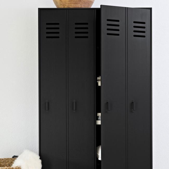 Stijn - Armoire vestiaire 2 portes