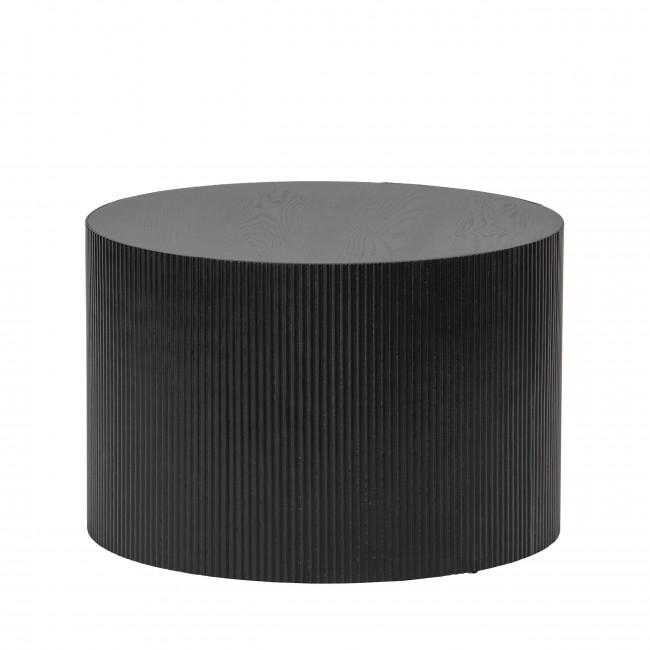 Sanne - Table basse ronde en bois ø60cm