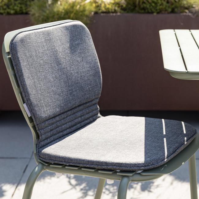 Vondel - 2 galettes de chaise