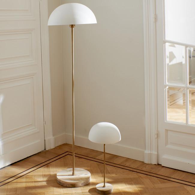 Suzette - Lampadaire champignon en métal