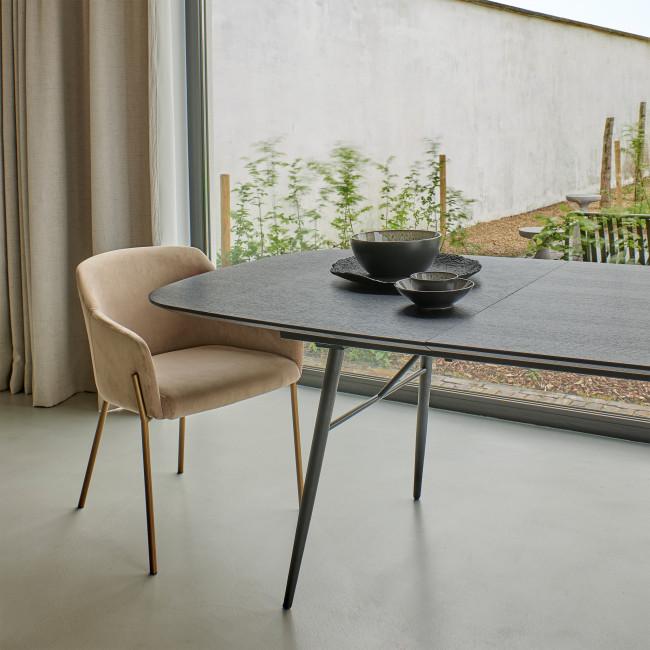 Italo - Table à manger extensible 180-230x105cm