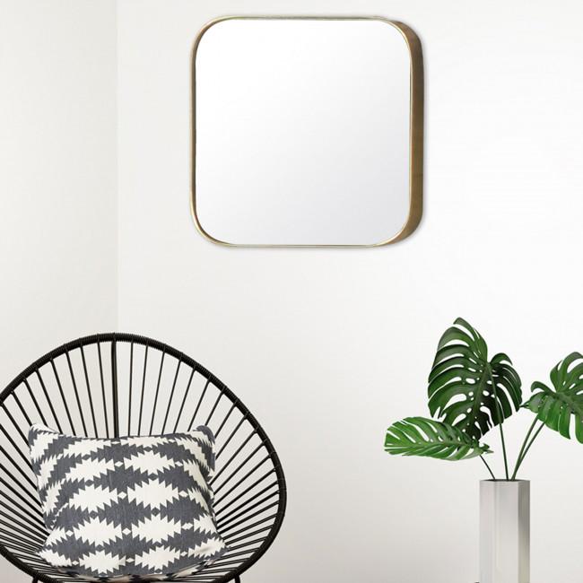 Carrie - Miroir carré 60x60 cm