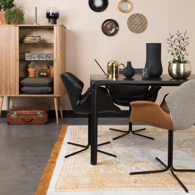 Lot de 2 chaises design Nikki Zuiver