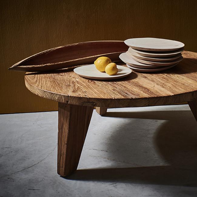 Table basse en bois Gortel L