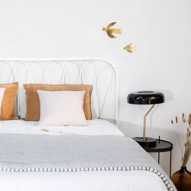 Atilan - Tête de lit en rotin 188cm
