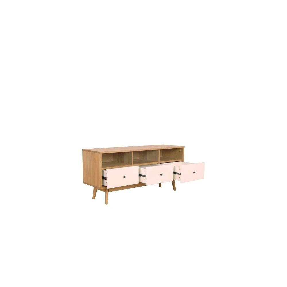 meuble tv scandinave skoll by drawer - Meuble Tv Design Scandinave