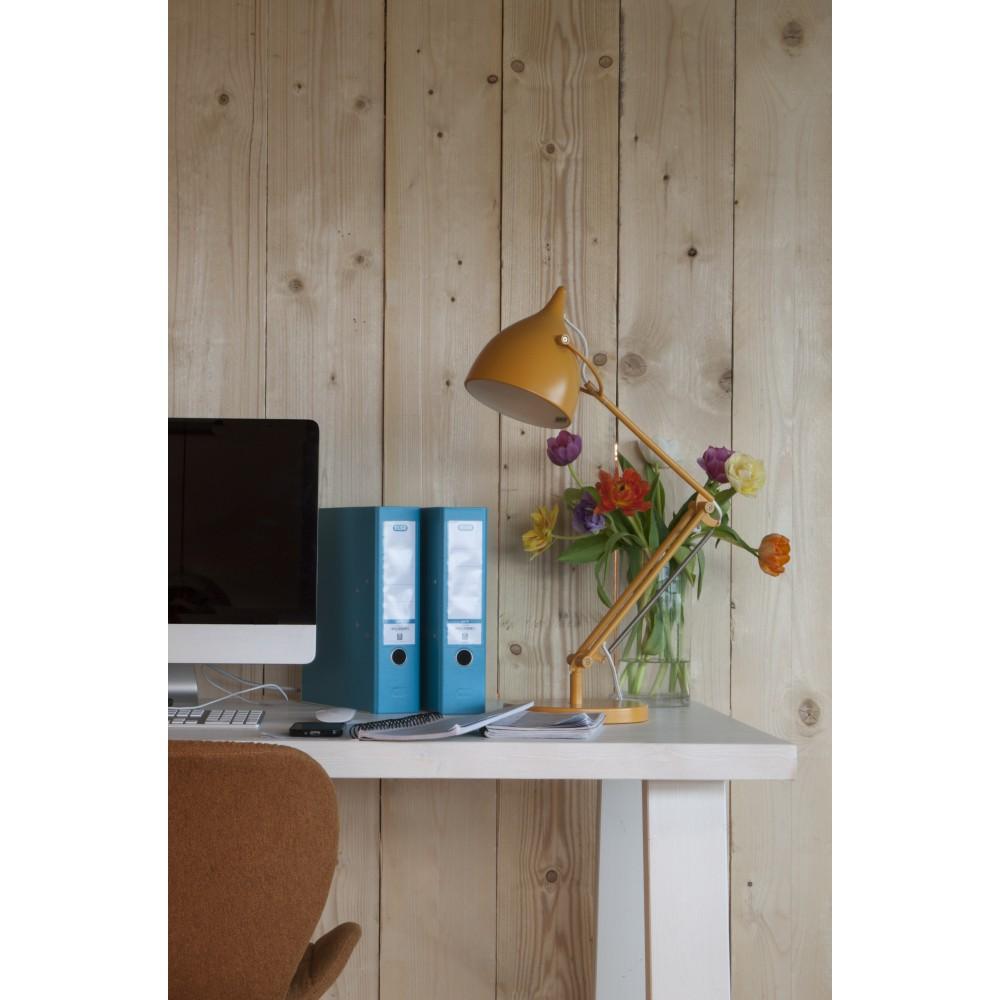 lampe de bureau design finition mate reader zuiver. Black Bedroom Furniture Sets. Home Design Ideas