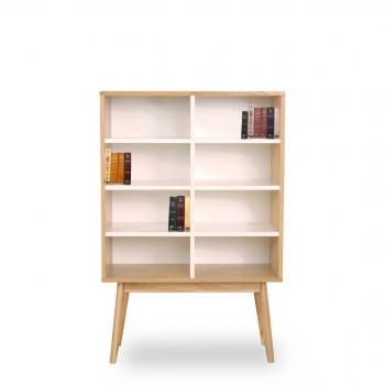 table basse scandinave ovale skoll by drawer. Black Bedroom Furniture Sets. Home Design Ideas