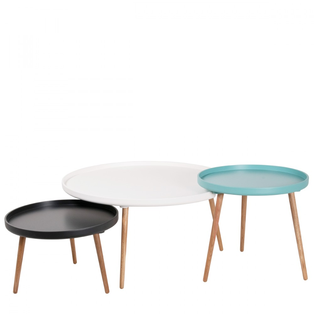 Charmant Table De Jardin Pour Enfant #1: Table-basse-ronde-cosy-et-lounge-kompass-o55-basse.jpg