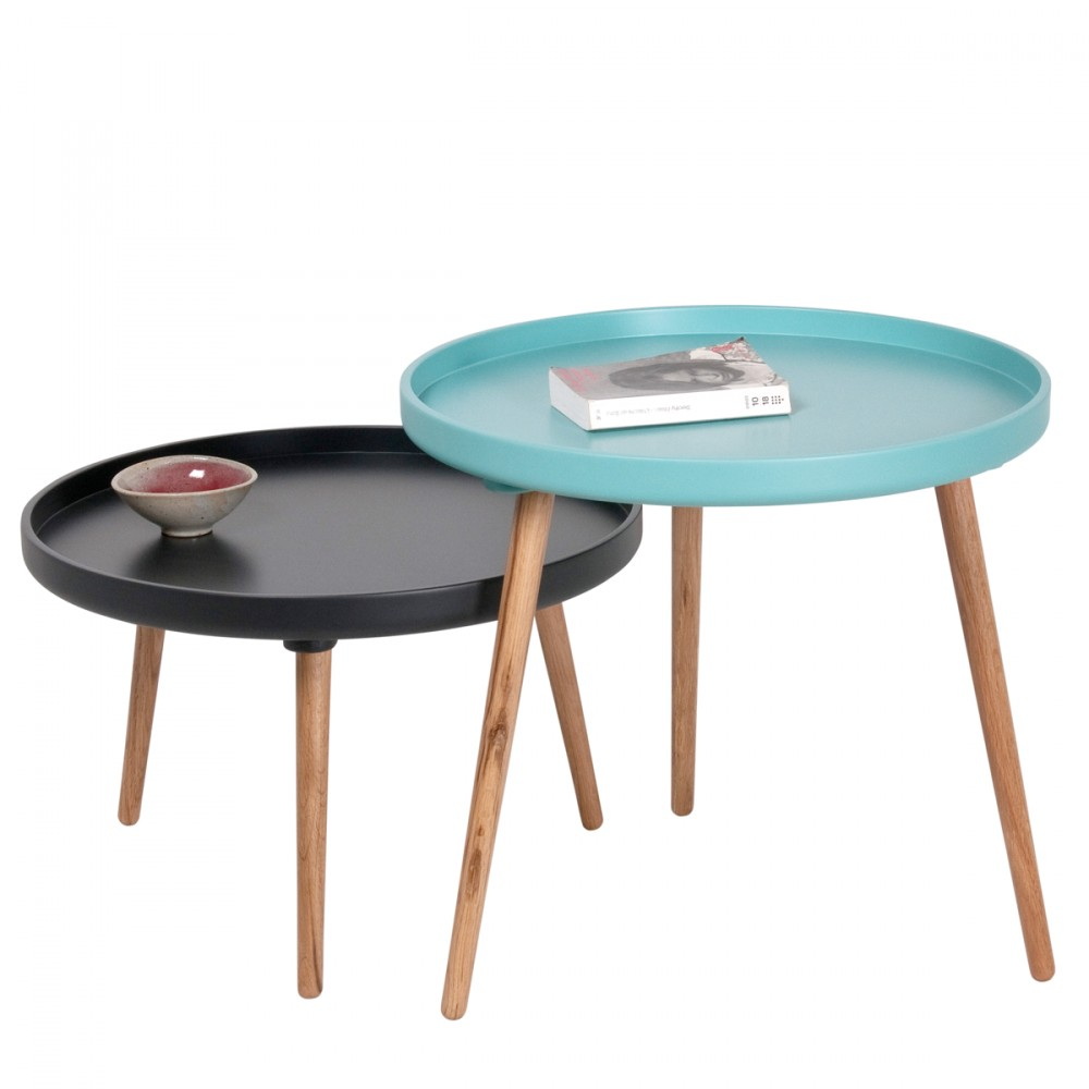 table basse scandinave kompass 90 by drawer. Black Bedroom Furniture Sets. Home Design Ideas