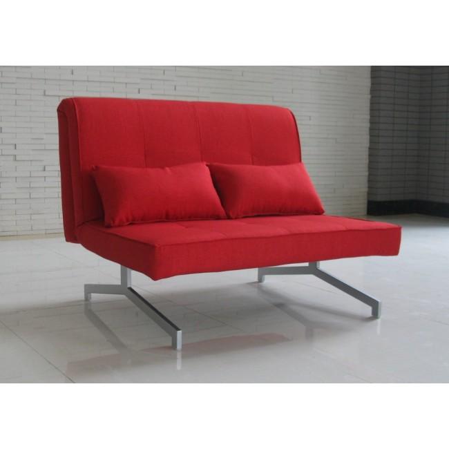 Canapé Convertible BZ Marco 2 places vue de profil ambiance