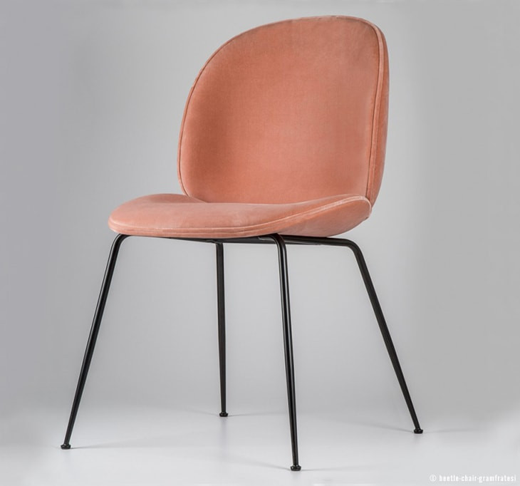 Beetle chair, studio italien, gamfratesi