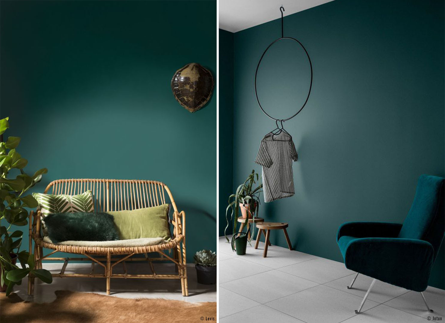 decoration-vert-velours