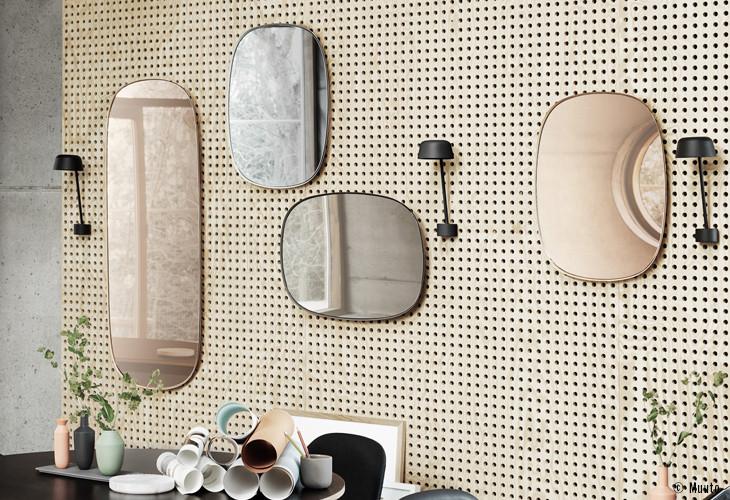 d co r aliser une jolie composition de miroirs drawer. Black Bedroom Furniture Sets. Home Design Ideas