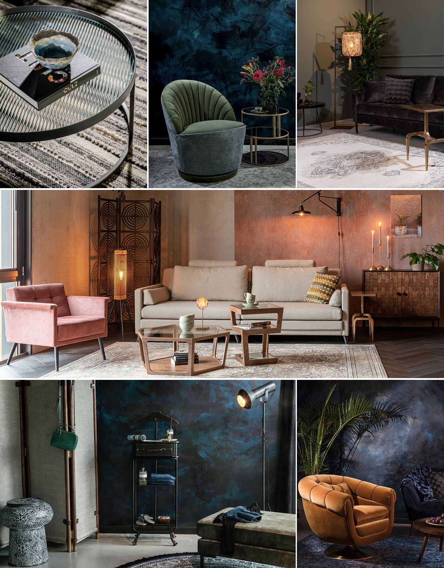 Inspirations deco design Dutchbone