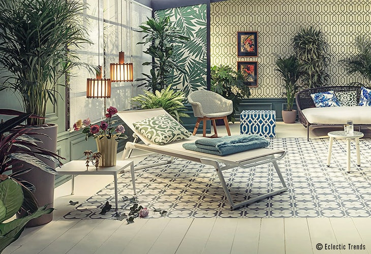 Greenery couleur tendance deco 2017