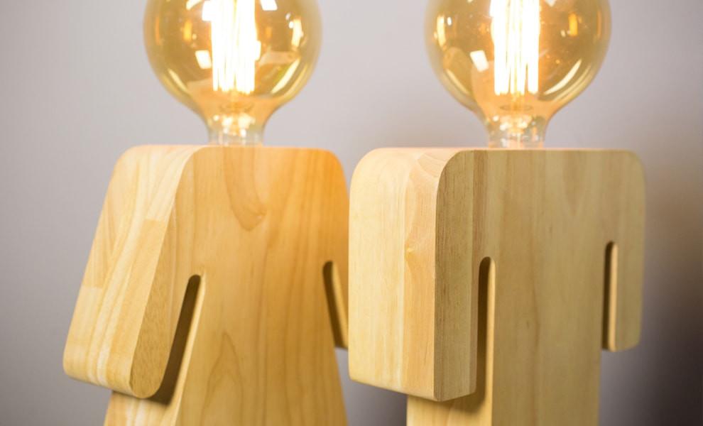 Lampes Adam & Eve