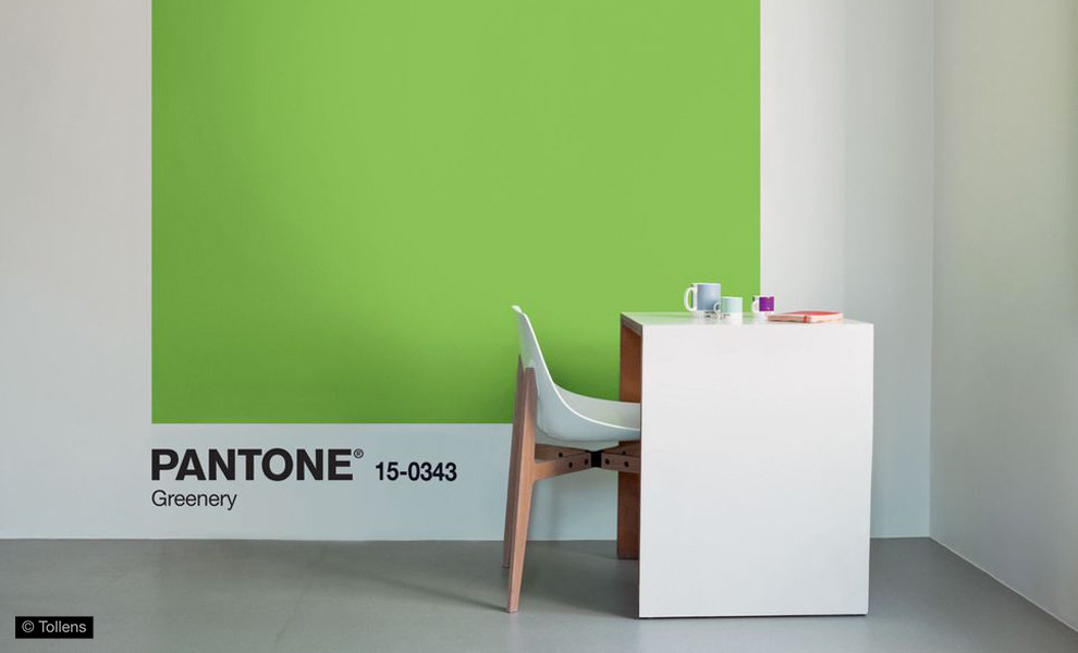 Greenery, la couleur Pantone 2017