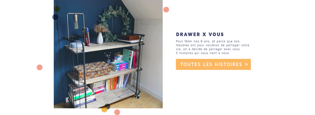 Drawer x Vous