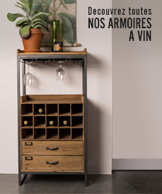 Armoires à vin design
