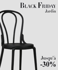 Black friday mobilier jardin design