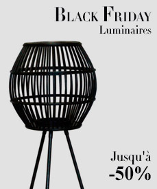 Black Friday luminaires design