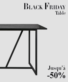Black friday table design