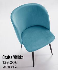 fauteuil vitikko